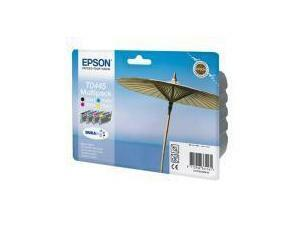Epson T0445 Multipack (Black, Cyan, Magenta, Yellow)