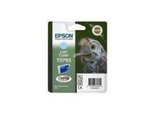 Epson T0795 Light Cyan Ink Cartridge