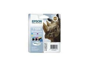 Epson T1006 Multipack (Cyan, Magenta, Yellow)