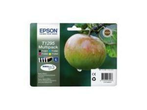 Epson T1295 Multipack Ink Cartridge (Black, Cyan, Magenta, Yellow)
