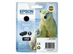 Epson 26 Black Ink Cartridge,