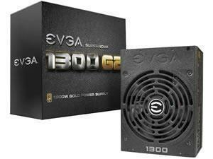 EVGA SuperNOVA 1300 G2 ATX Power Supply