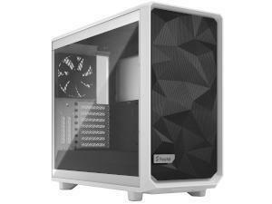 Fractal Design Meshify 2 Clear Tempered Glass White Case - Mid Tower