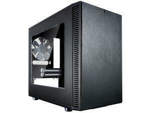 Fractal Design Define Nano S Window inchSilentinch Mini ITX Case
