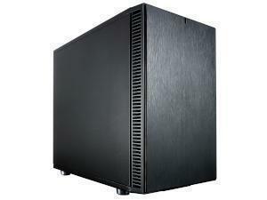 Fractal Design Nano S Solid Black Mini-ITX Chassis