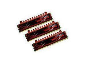 G.Skill Ripjaw 12GB (3x4GB) DDR3 PC3-12800C9 1600MHz Triple Channel Kit