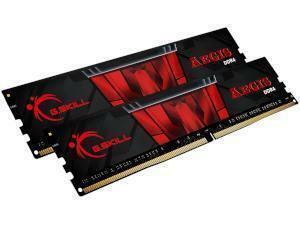 G.SKILL AEGIS 32GB (2x16GB) DDR4 3000MHz Dual Channel Memory (RAM) Kit