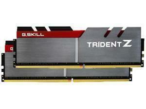 G.Skill Trident Z 16GB (2x8GB) DDR4 3200MHz Dual Channel Memory (RAM) Kit