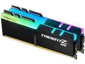 G.SKILL TRIDENT Z RGB 32GB (2x16GB) DDR4 3600MHz Dual Channel Memory (RAM) Kit