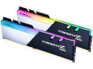 G.SKILL TRIDENT Z NEO 16GB (2x8GB) DDR4 3600MHz Dual Channel Memory (RAM) Kit