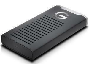 G-Technology G-DRIVE 2TB External Solid State Drive (SSD)