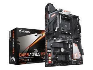 *B-stock item - 90 days warranty*Gigabyte B450 AORUS PRO rev. 1.0 AMD AM4 B450 Chipset ATX Motherboard
