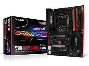 *B-stock item - 90 days warranty* GIGABYTE Z270X-ULTRA GAMING Intel Z270 Socket 1151 ATX Motherboard