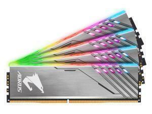 *B-stock item-90 days warranty*Gigabyte AORUS RGB 16GB (2 x 8GB) DDR4 3200MHz Dual Channel Memory (RAM) Kit