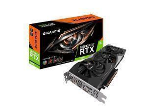*B-stock item-90 days warranty*Gigabyte GeForce RTX 2070 Gaming OC 8G Graphics Card