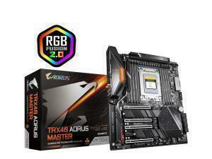 *B-stock item-90 days warranty*Gigabyte TRX40 Aorus Master TRX40 E-ATX Motherboard