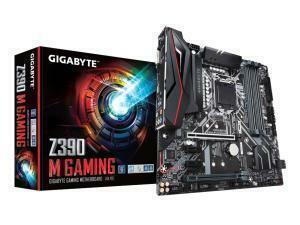 *B-stock item - 90 days warranty*Gigabyte Z390M Gaming LGA 1151 Z390 Chipset Micro-ATX Motherboard