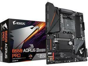 Gigabyte B550 AORUS PRO Motherboard