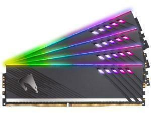 Gigabyte AORUS RGB 16GB 2 x 8GB DDR4 3600MHz Dual Channel Memory RAM Kit