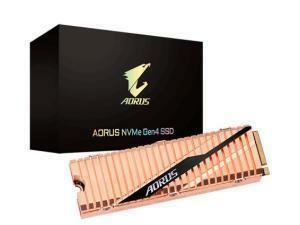 Gigabyte AORUS NVMe Gen4 2TB Solid State Drive/SSD
