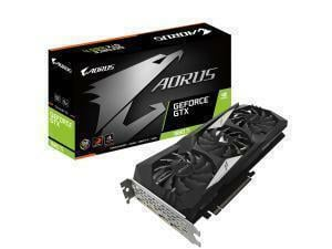 Gigabyte Aorus Geforce GTX 1660TI Gaming 6GB Graphics Card