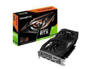 Gigabyte GeForce RTX 2060 OC 6G Graphics Card
