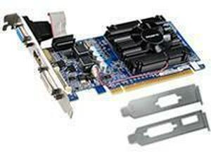 GIGABYTE GeForce 210 Low Profile 1GB GDDR3