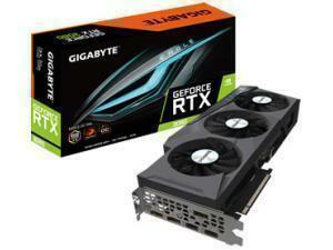 Gigabyte NVIDIA GeForce RTX 3080 EAGLE OC 10GB GDDR6X Graphics Card