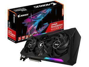 GIGABYTE AMD Radeon RX 6900 XT AORUS MASTER 16GB GDDR6 Graphics Card