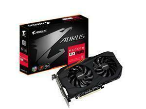 Gigabyte AORUS Radeon™ RX580 8G  Graphics Card