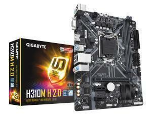 Gigabyte H310M H 2.0 Micro-ATX Motherboard