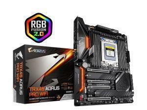 Gigabyte TRX40 Aorus Pro Wi-Fi TRX40 ATX Motherboard