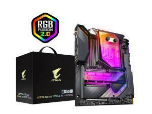 Gigabyte X299X Aorus Extreme Waterforce X299 LGA 2066 XL-ATX Motherboard