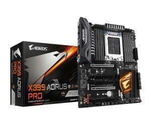 Gigabyte X399 AORUS PRO AMD TR4 X399 Motherboard