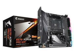 Gigabyte X570 I Aorus Pro Wifi AMD AM4 X570 Chipset Mini-ITX Motherboard