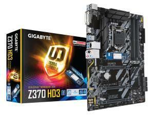 Gigabyte Z370 HD3 Socket LGA1151-V2 ATX Motherboard