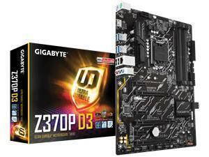 Gigabyte Z370P D3 rev. 1.0 Socket LGA1151-V2 ATX Motherboard