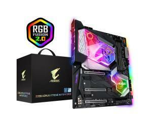 Gigabyte Z390 Aorus Extreme Waterforce LGA 1151 Z390 Chipset E-ATX Motherboard