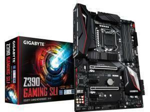 Gigabyte Z390 GAMING SLI Intel Z390 Chipset Socket 1151 ATX Motherboard