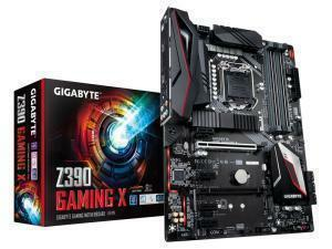 Gigabyte Z390 GAMING X Intel Z390 Chipset Socket 1151 ATX Motherboard