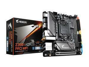 Gigabyte Z390 I AORUS PRO WIFI Z390 LGA 1151 Mini-ITX Motherboard