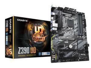 Gigabyte Z390 UD Intel Z390 Chipset Socket 1151 ATX Motherboard
