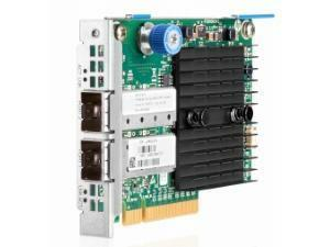 Hewlett Packard Enterprise Ethernet 10Gb 2-port 546FLR-SFPplus Internal Fiber 10000Mbit/s networking card