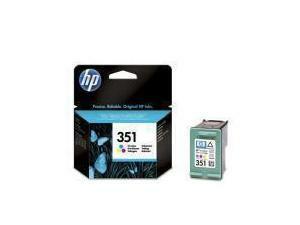 HP 351 Tri Colour Cartridge