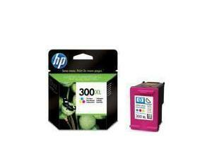 HP 300 XL Tri-Colour Ink Cartridge