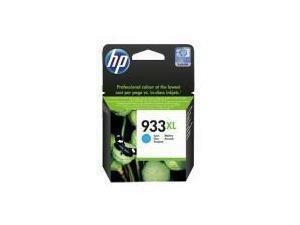 HP 933XL Cyan Officejet Ink Cartridge  (CN054AE)