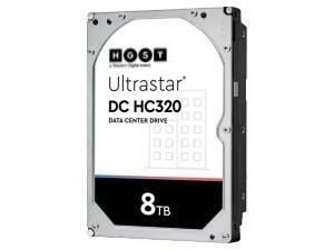 HGST Ultrastar DC HC320 Data Center Hard Drive - 8TB - SATA 6GB/s - 7200RPM