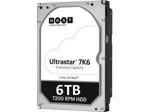 "HGST Ultrastar 7K6000 6TB 3.5"" Enterprise SAS  Hard Drive (HDD)"