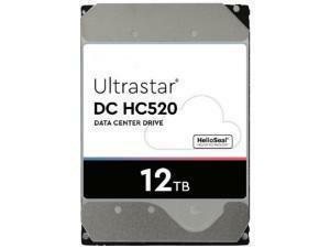 "HGST Ultrastar DC HC520 12TB 3.5"" Enterprise Hard Drive (HDD)"