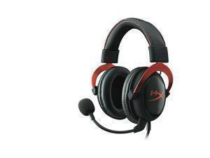 HyperX Cloud II Pro Gaming Headset, Red